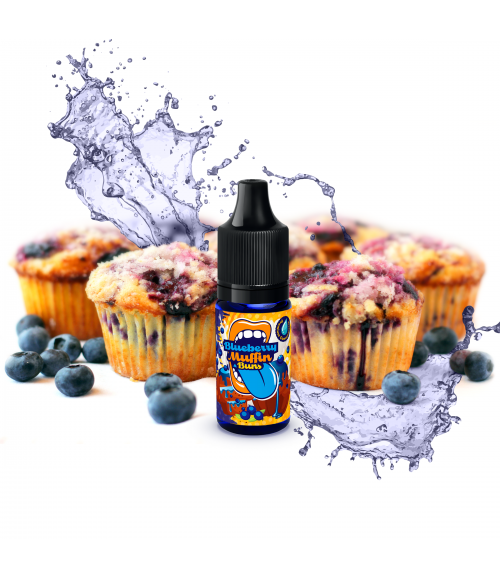 Blueberry Muffin Buns