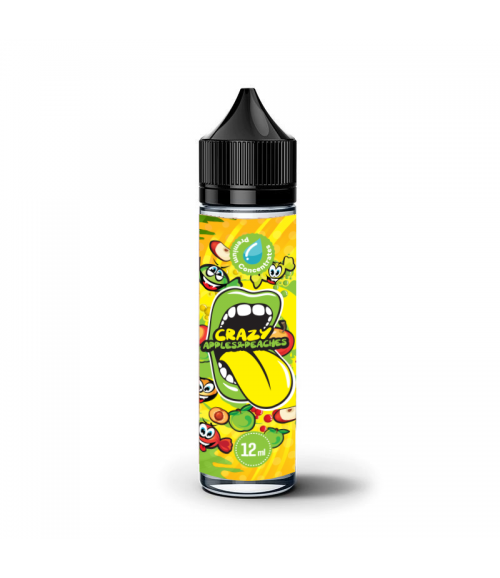 Crazy Apples and Peaches S&V Aroma-Shot (60/12ml)