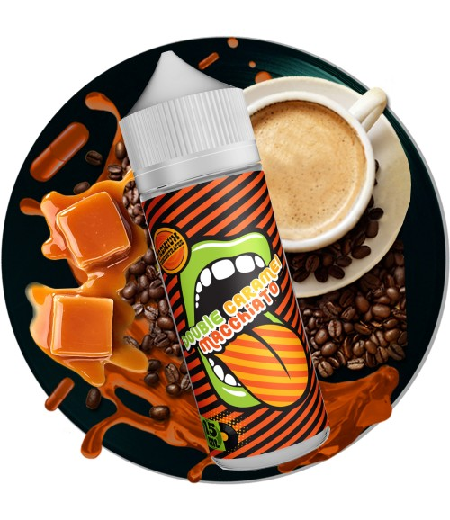 Double Caramel Machiatto S&V Aroma-Shot (120/15ml)