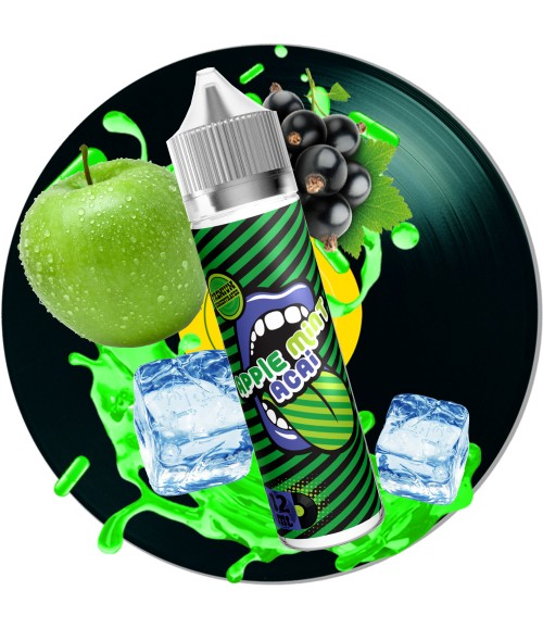 Apple, Mint, Acai S&V Aroma-Shot (60/12ml)