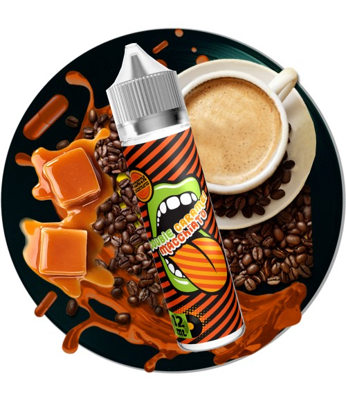 Double Caramel Machiatto S&V Aroma-Shot (60/12ml)