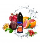 Passion fruit - orange syrup - grapefruit - pomegrante - red currant (POGPR)