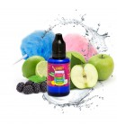 Juicy Lime - Green Apple - Blue Raspberry - Icy Pear - Cotton Candy (JGBIC)