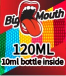 120ml - 10ml bottle inside