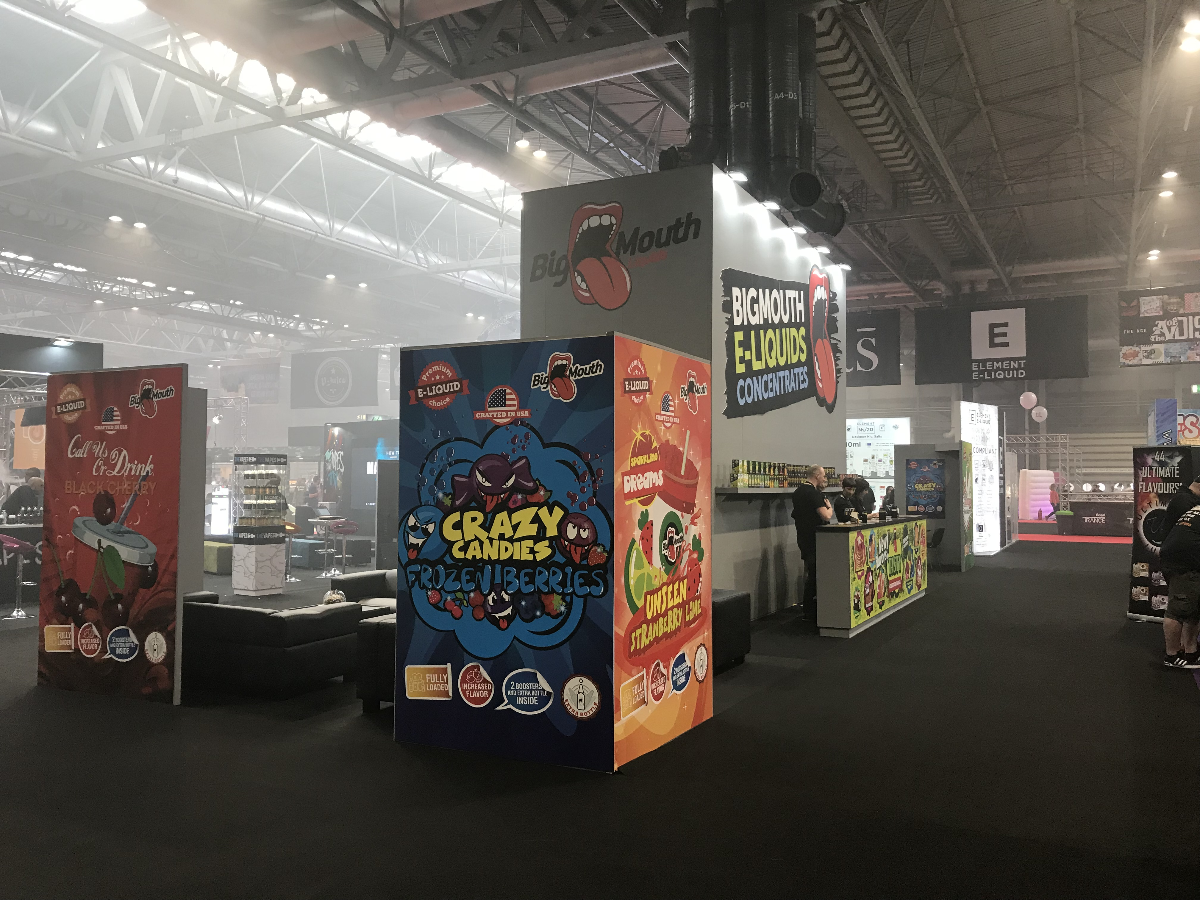 Vaper Expo Birmingham 2017